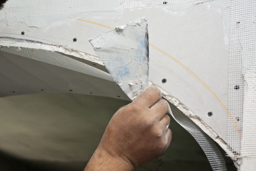 How to finish a drywall arch HowToSpecialist - How to Build, Step by Step DIY Plans