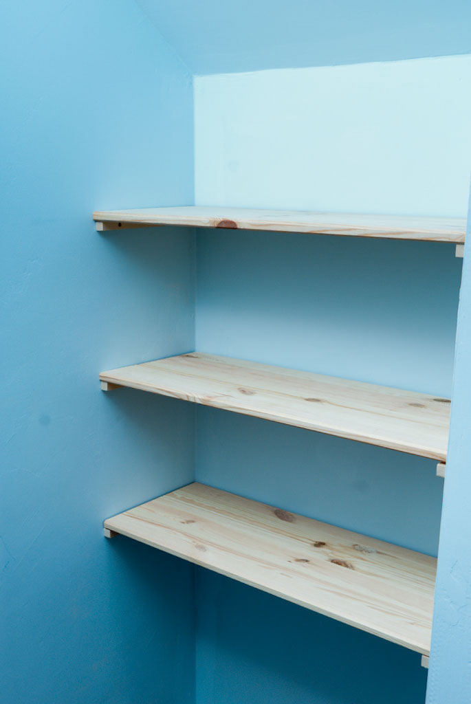 Pdf diy how to make wall shelves download industrial for How to make wall shelves easy