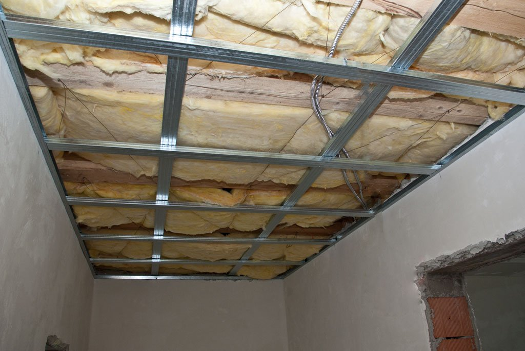 How To Install Drywall Ceiling HowToSpecialist