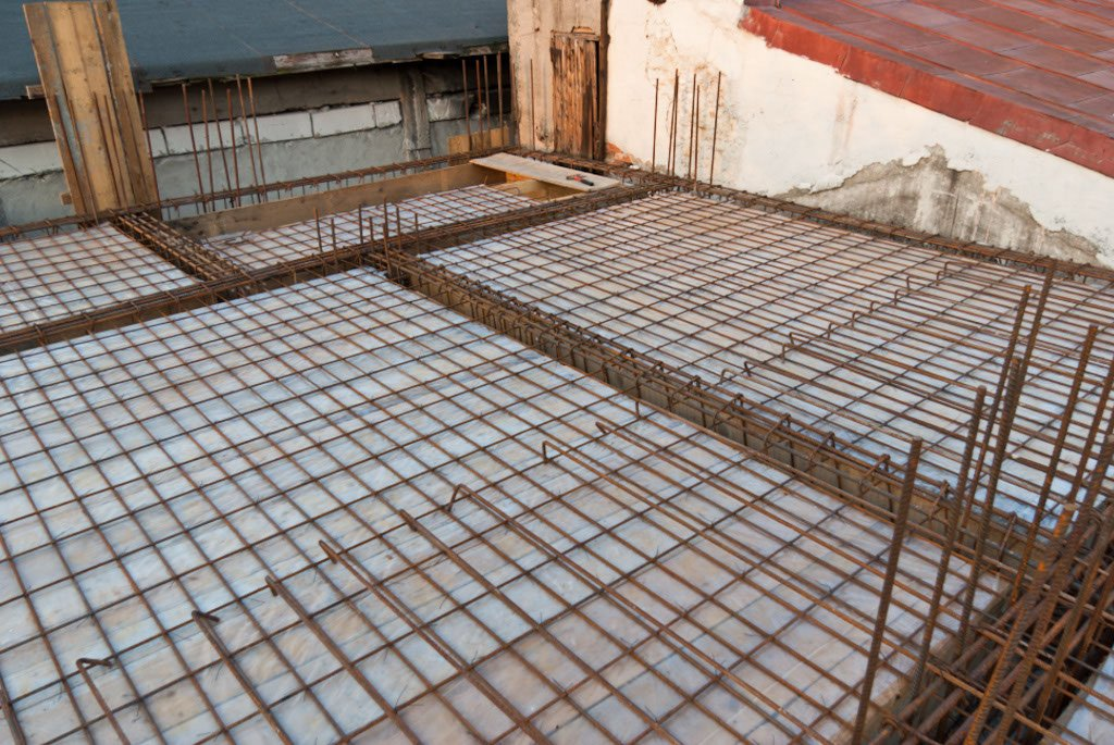 How to build a concrete ceiling howtospecialist how to build step by step diy plans - How put cement foundations ceilings ...