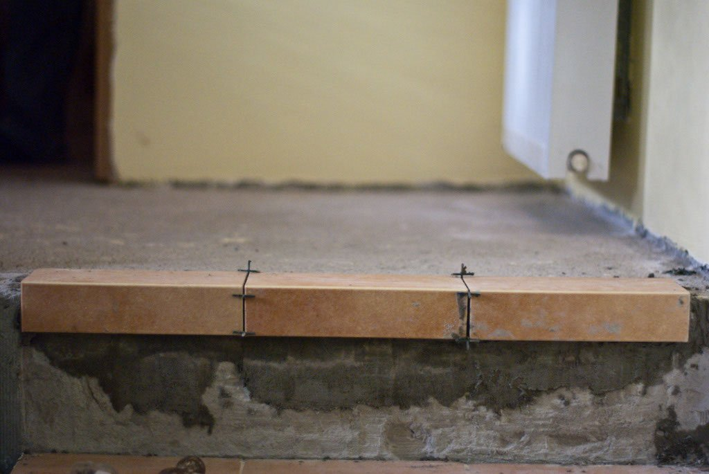 How To Tile Stair Nosing