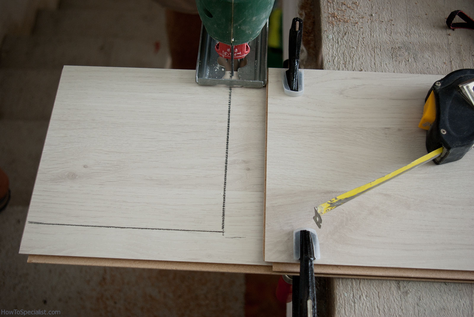 Laminate Flooring Table Saw And Blades Home
