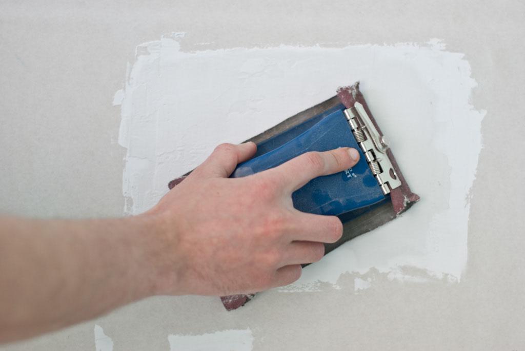 wall home repairs