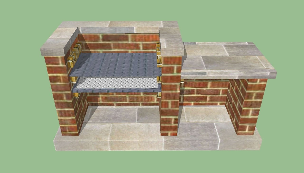 This Article Is About How To Build A Barbeque Pit Building Brick Bbq Easy If You Use The Right Plans For Your Needs And Most Ropriate