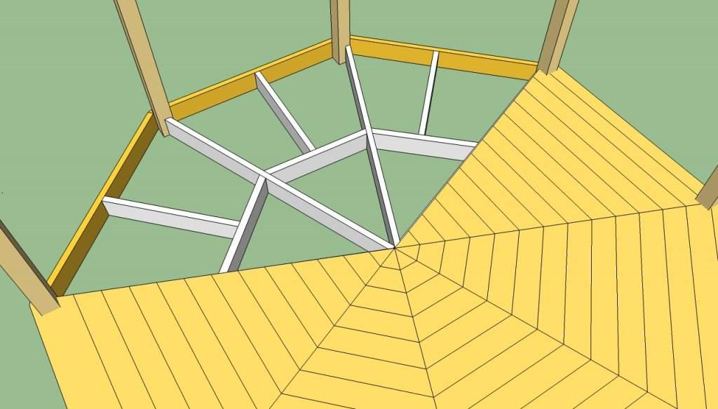Gazebo floor plans free