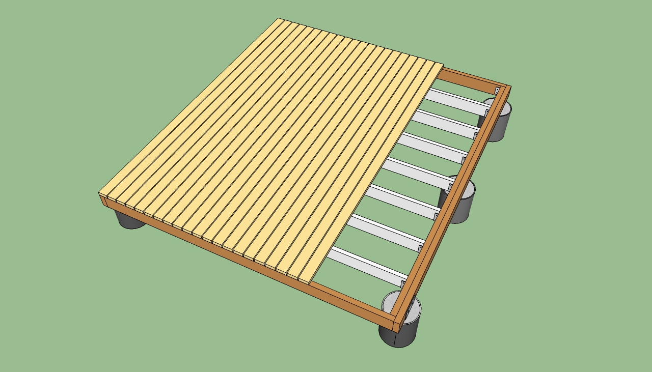 Decking Patterns Howtospecialist How To Build Step By