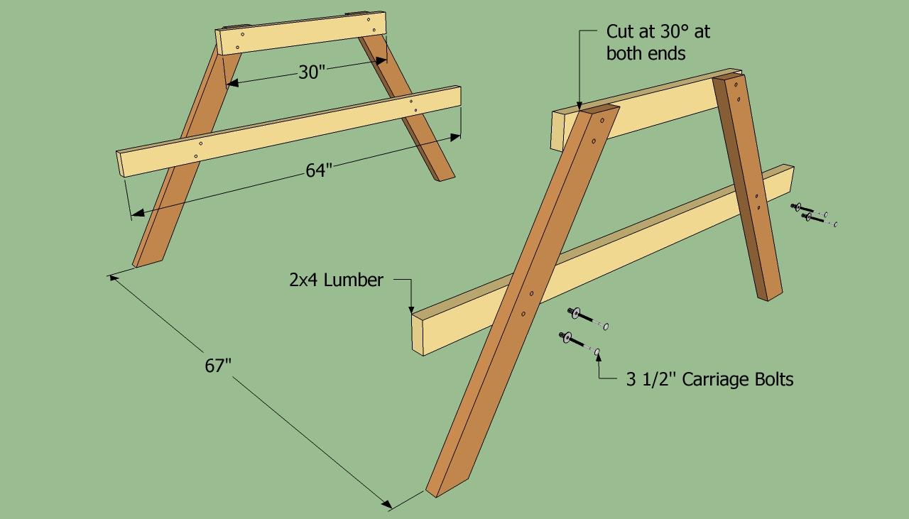 Деревянные столы своими руками чертежи 36