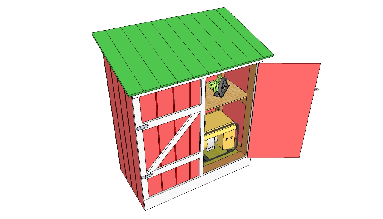 Pics Photos - How To Build A Shed Ask The Builder