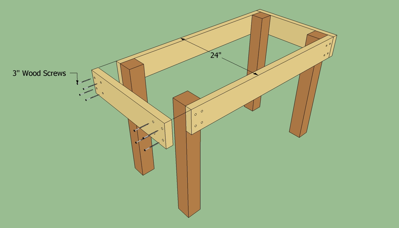 How To Build A Heavy Duty Workbench Howtospecialist