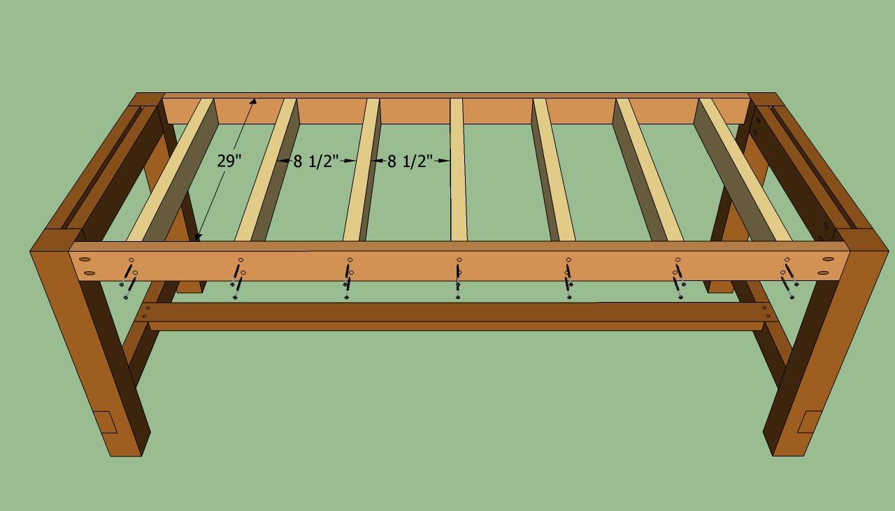Деревянные столы своими руками чертежи 100