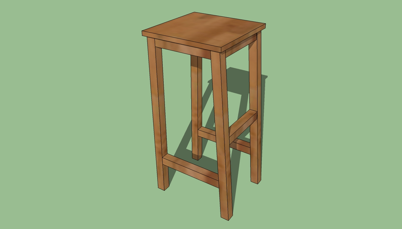 Woodwork Wooden Stool Building Plans Pdf Plans