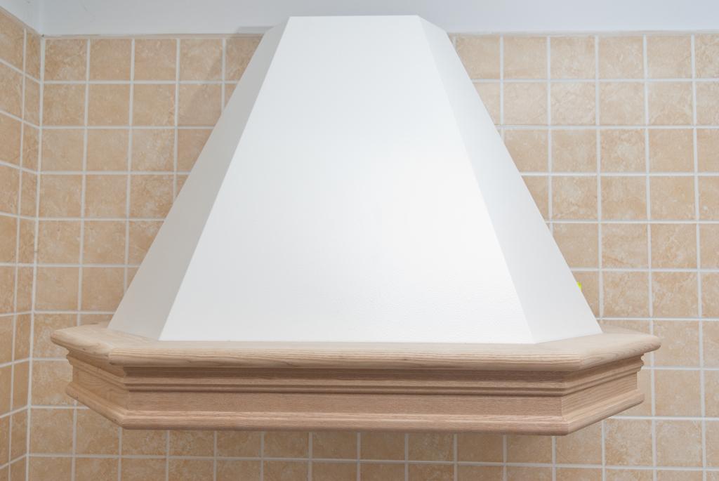 How to instal a cooker hood