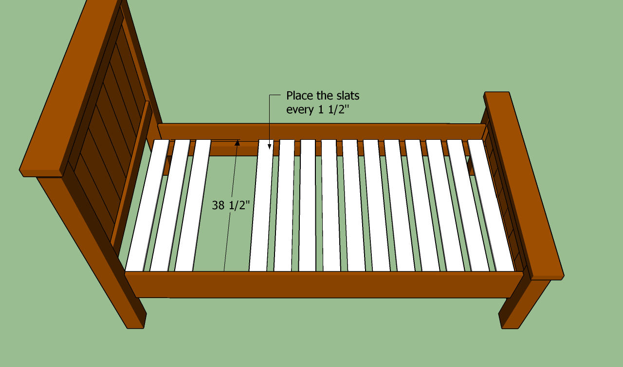 How to Build a Bed Frame Bench  Hunker