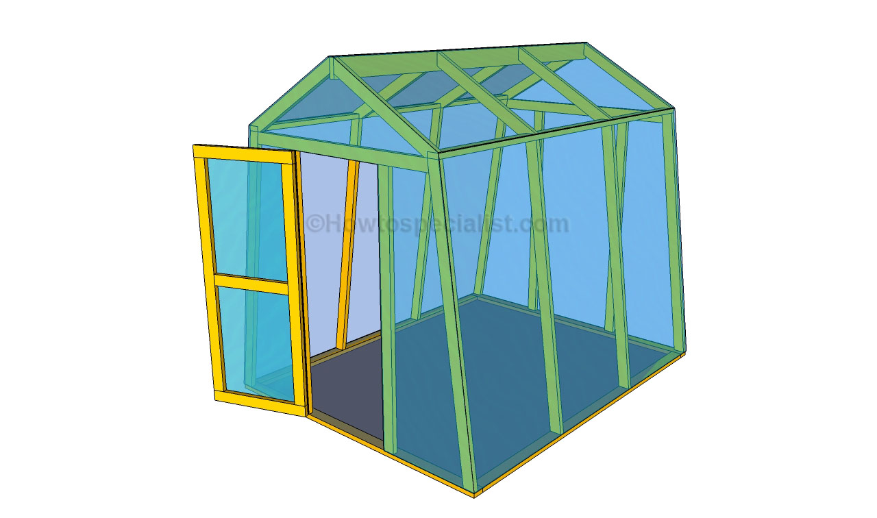 How To Build A Small Greenhouse HowToSpecialist How To
