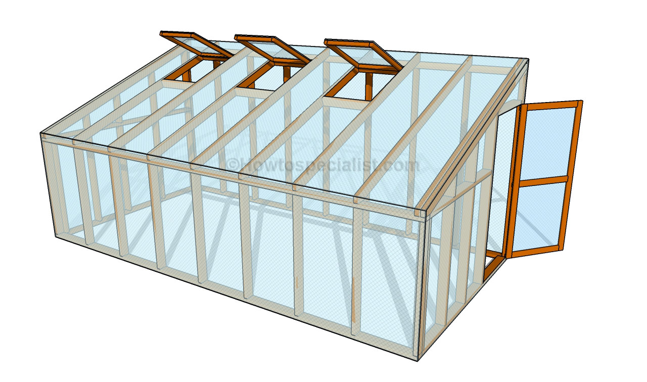 How to build a lean to greenhouse howtospecialist how to build how to build a lean to greenhouse solutioingenieria