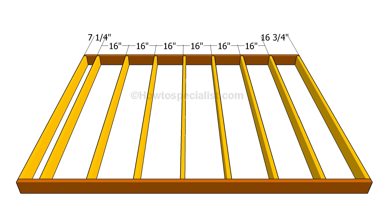 Rafters vs Trusses – Know the Differences |Spacing Between Rafters