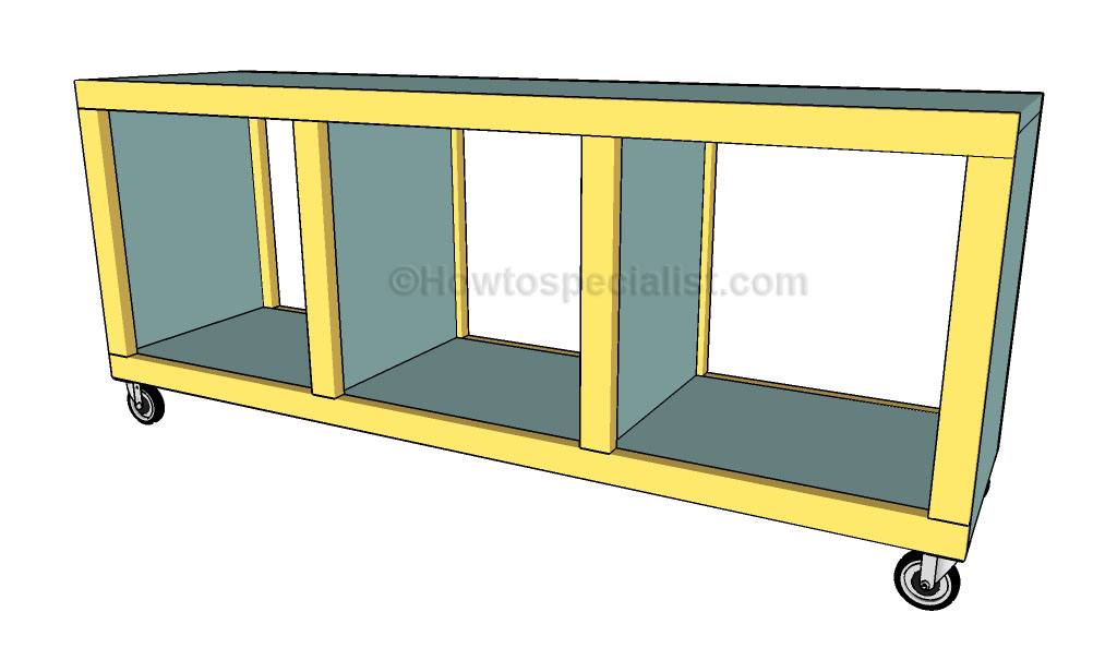 Download Build A Cubby Bench Plans Free