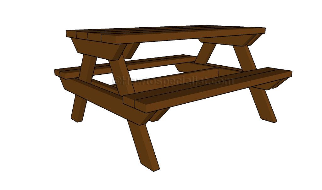 How To Build A Picnic Tablejpg | Apps Directories