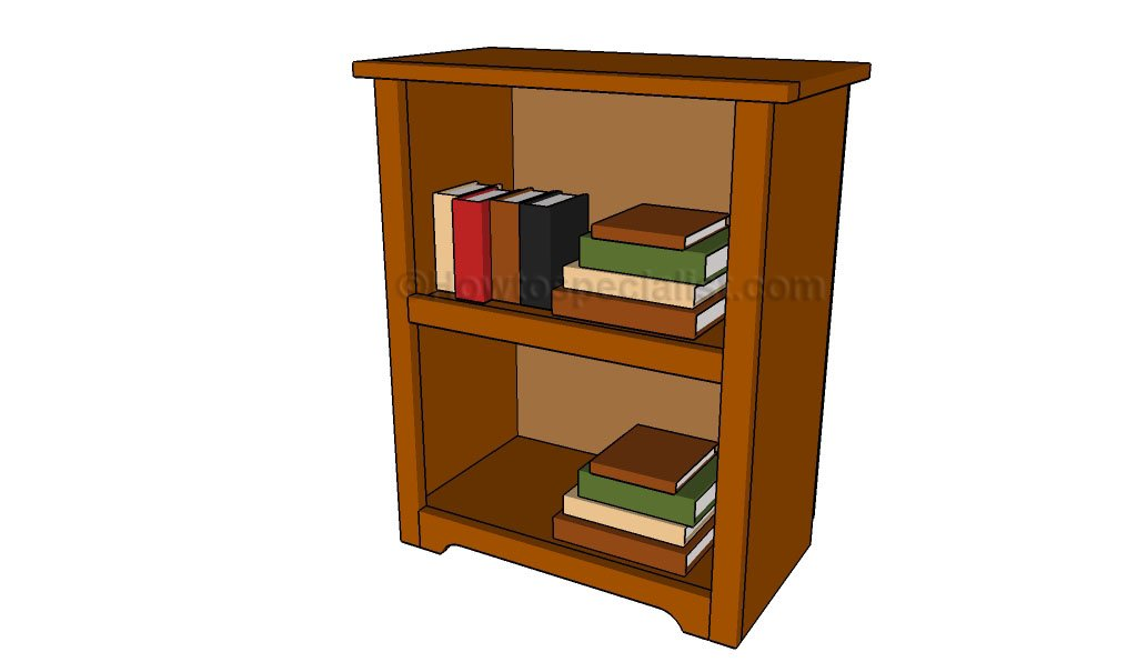 Woodworking bookshelf plans simple PDF Free Download