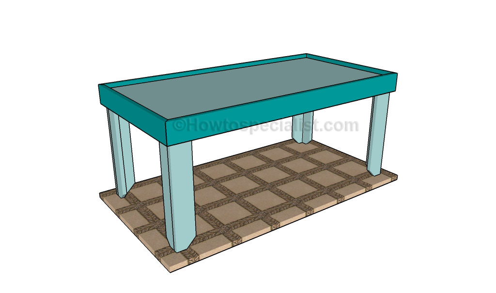 how to build a train table rh howtospecialist com how to build a train table with storage how to build a train table plans