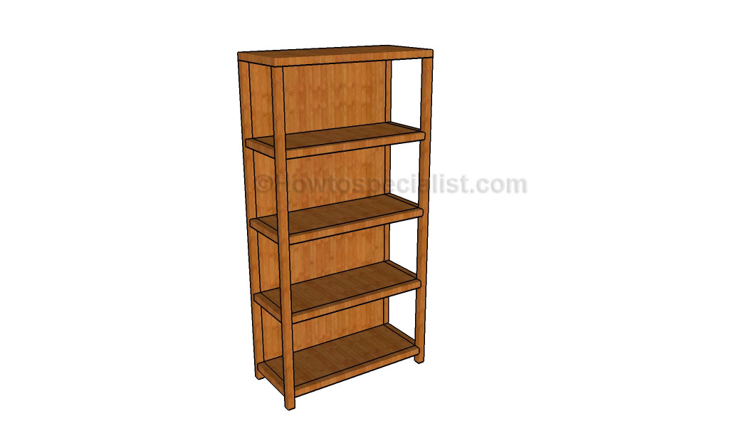 woodworking bookcase plans woodworking guide plans