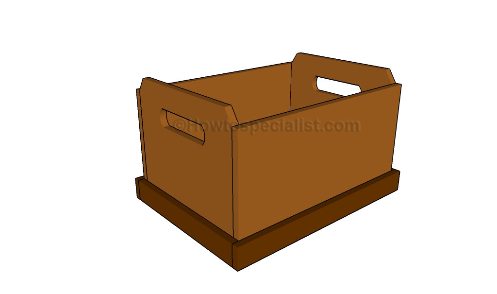 How to build a wooden box howtospecialist how to build for How to build box steps