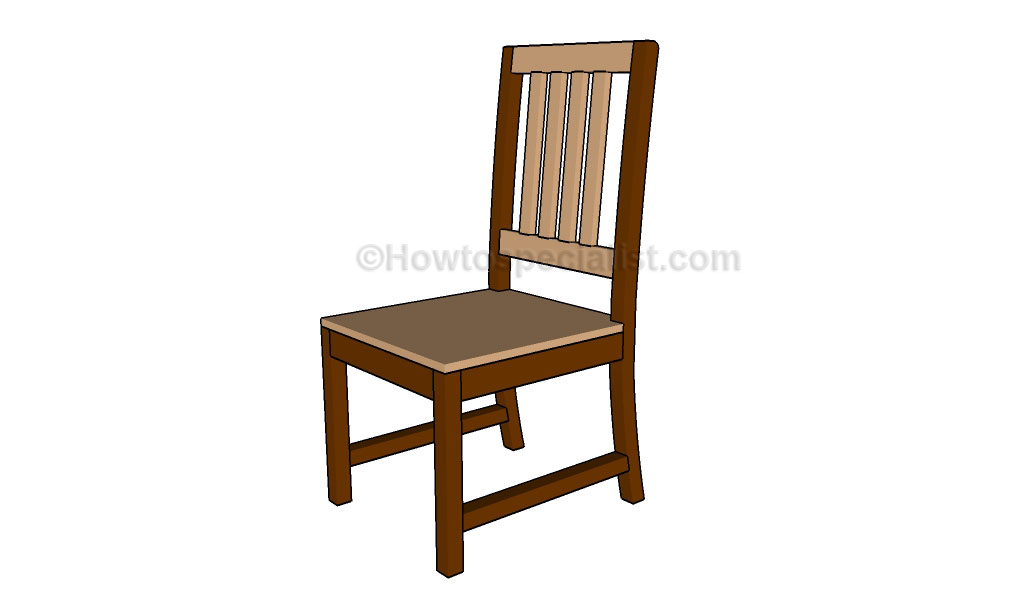 Kitchen Chair Plans  HowToSpecialist - How to Build, Step by Step DIY ...