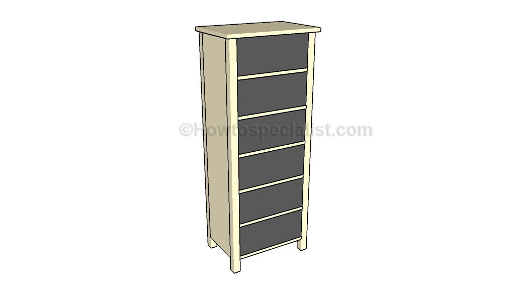 Tall Cabinet Plans