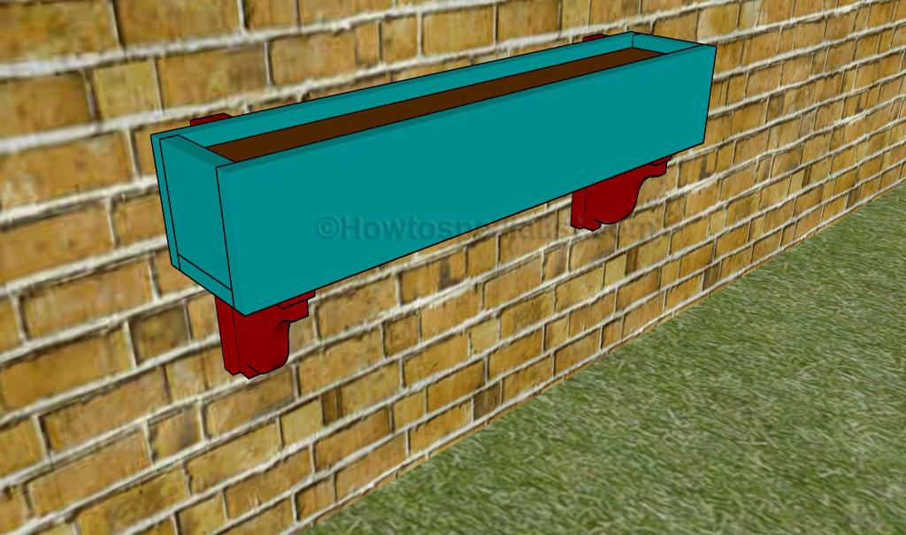 Window box plans