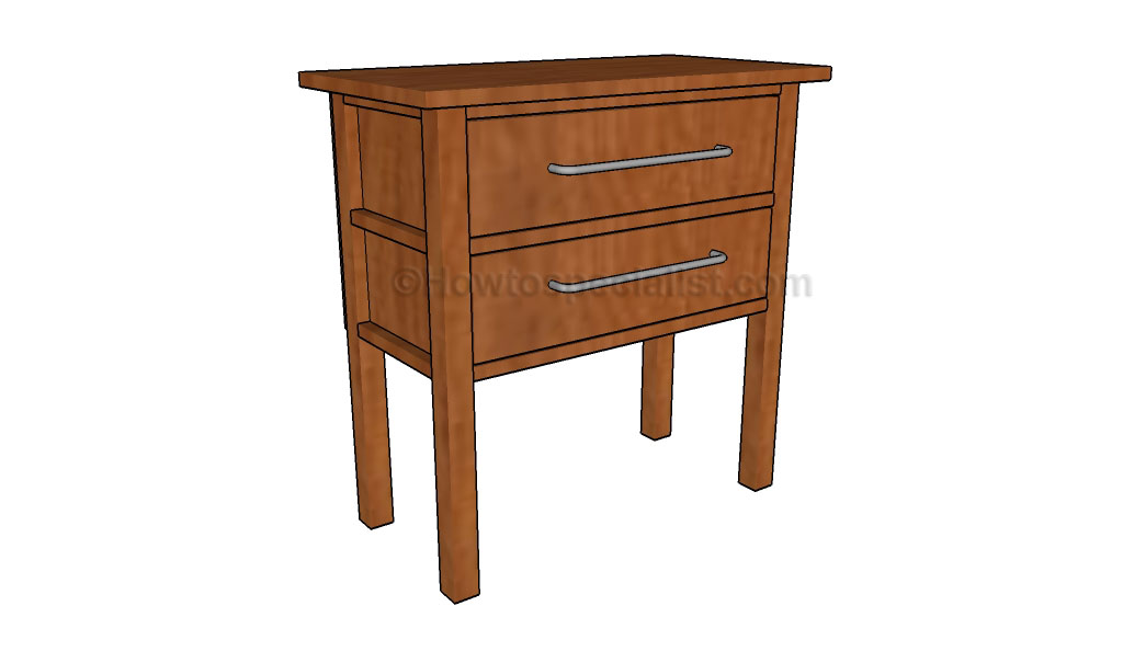 jack sander bedroom end table furniture table
