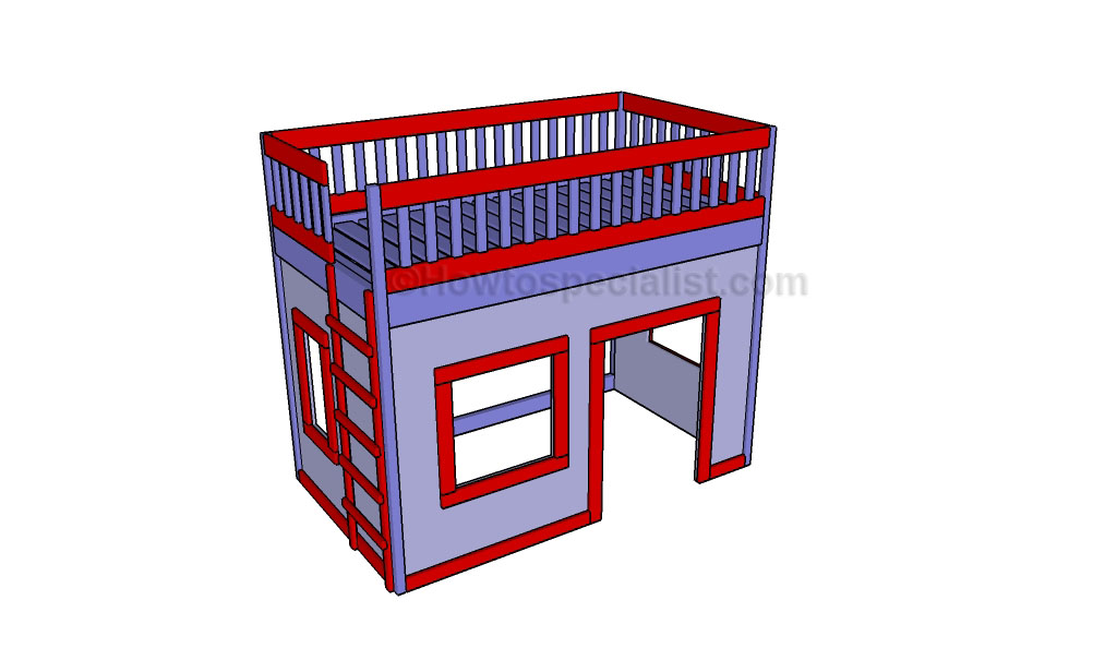 Indoor Playhouse Plans Howtospecialist How To Build