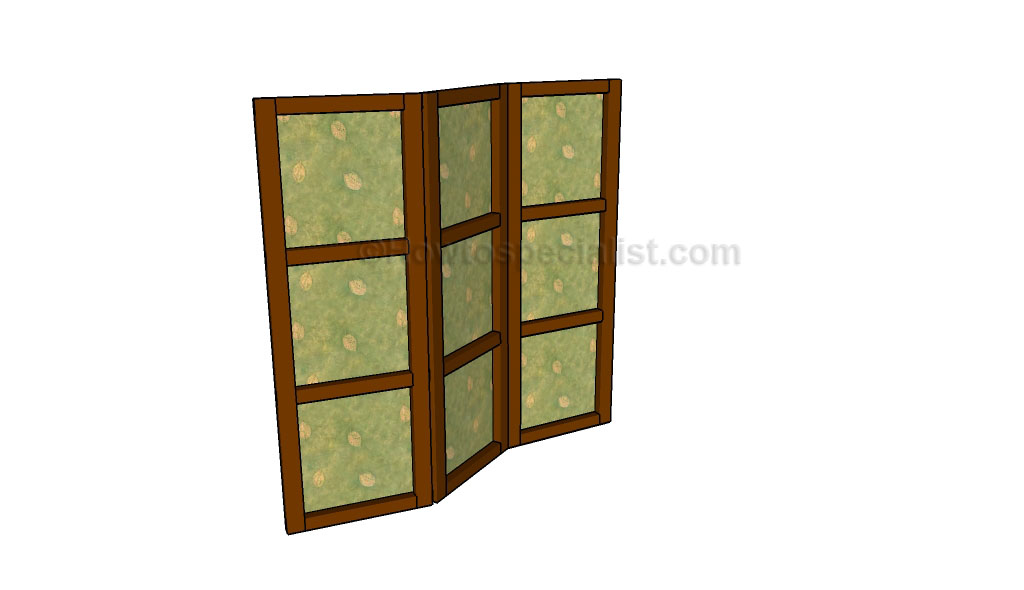 how to build a room divider howtospecialist how to