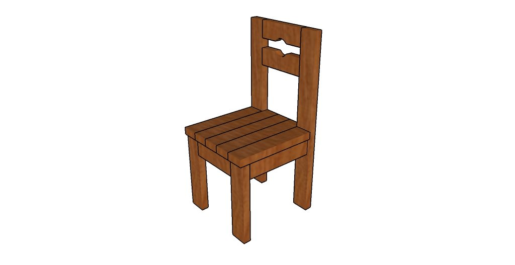 This Step By Step Diy Woodworking Project Is About Farmhouse Chair Plans.  If You Want To Learn More About Building A Beautiful Wooden Chair With A  Classical ...
