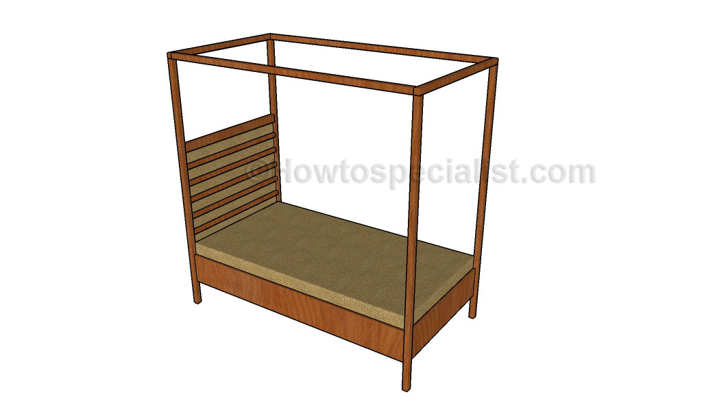 Canopy bed plans1