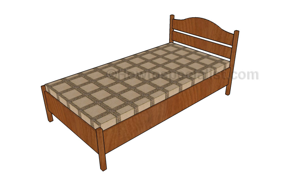 Unique Children bed plans