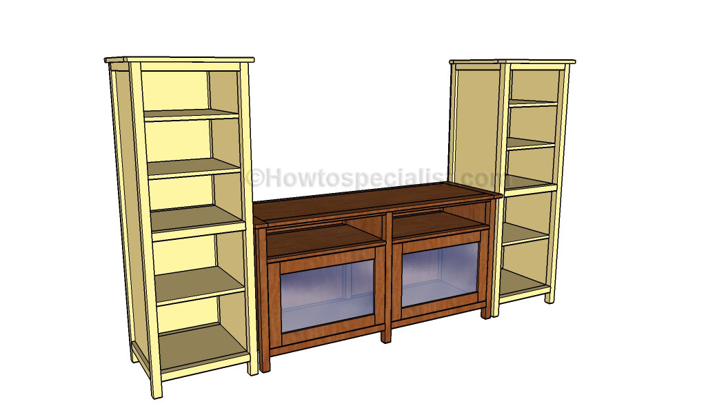 Entertainment center plans2