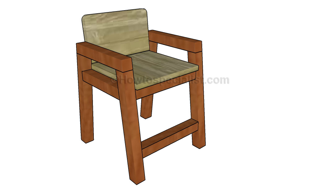 How To Build A Kids Chair Howtospecialist How To Build Step By Step Diy Plans
