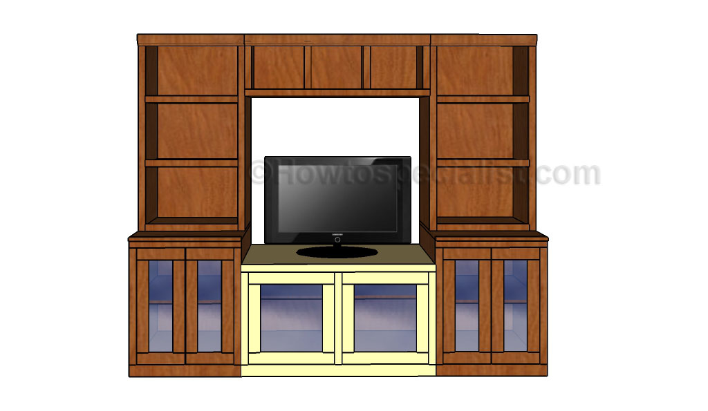 Ideal How to build a media console