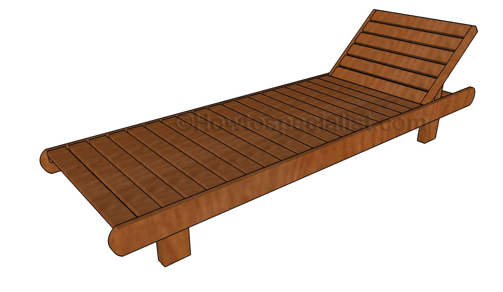 Lounge Chair Plans