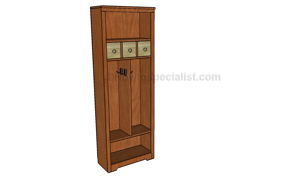 22 Simple Woodworking Plans Mudroom Lockers egorlin com