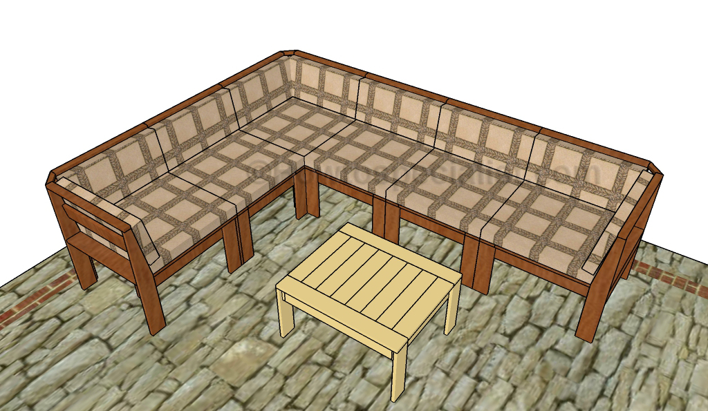 Small outdoor table plans