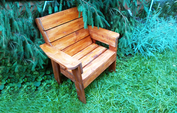 This Step By Step Diy Project Is About Diy Patio Chair. If You Want To  Learn More About Building A Sturdy Wooden Chair, Pay Attention To The  Instructions ...