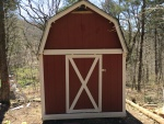 DIY Barn Shed