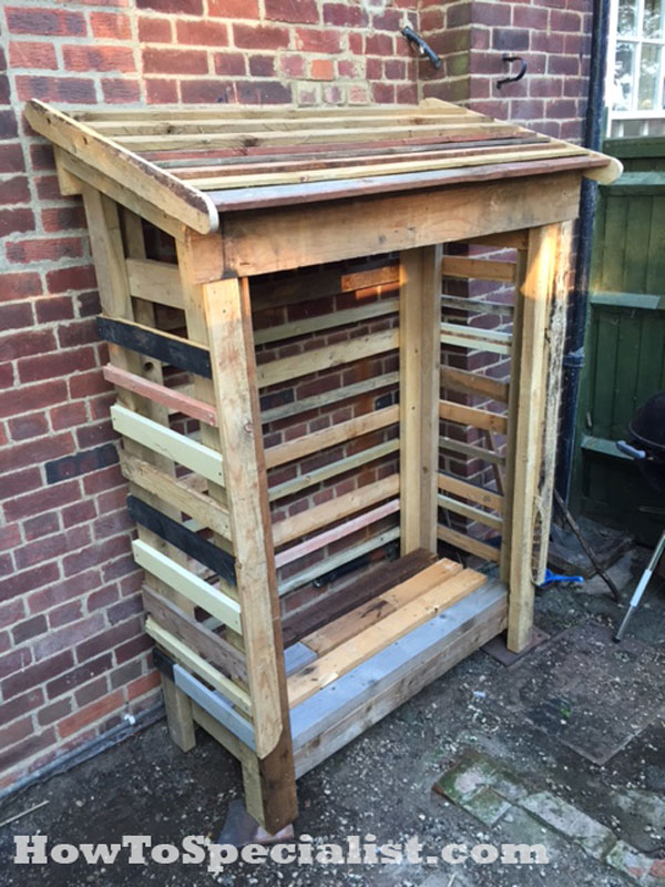 Reclaimed-Firewood-Shed