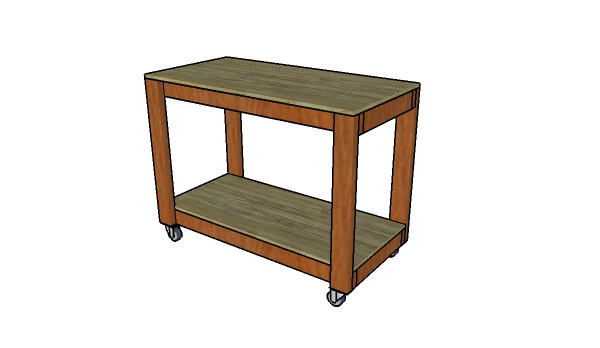 2x4 Workbench Plans