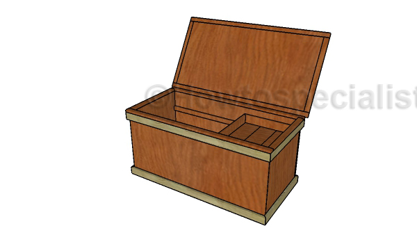 Free Hope Chest Plans Howtospecialist How To Build Step By Step
