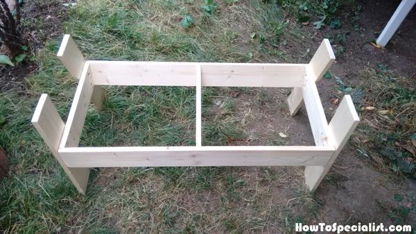 2x4-Bench-Frame