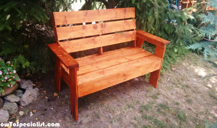 How-to-build-a-garden-bench
