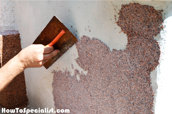 Plastering-an-outdoor-wall