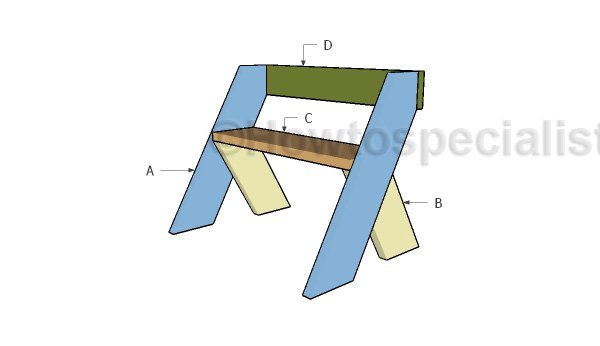 Excellent Aldo Leopold Bench Plans Howtospecialist How To Build Alphanode Cool Chair Designs And Ideas Alphanodeonline